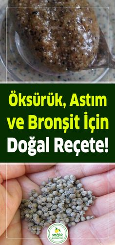 Natural Prescription For Cough, Asthma And Bronchitis # asthma … – Naturel Foods Asthma, Diet And Nutrition, Fett, Remedies, Food And Drink, Health Fitness, Cooking Recipes, Healthy, Breakfast