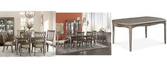 Shabby Sophistication Dining Room Collections - Macy's
