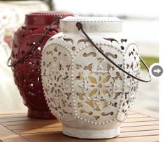 Red, White and Canadian inspired home decor ideas!
