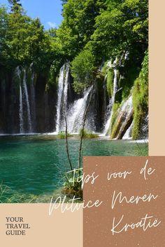 Tips voor het bezoeken van de Plitvice meren in Kroatie. Croatia Travel Guide, Cities In Europe, Ultimate Travel, Solo Travel, Outdoor Travel, Where To Go, North America, Travel Inspiration, Traveling By Yourself