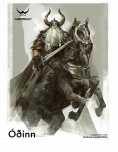 All Father Odin...