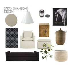 """READING ROOM"" by sarahswansondesign on Polyvore"