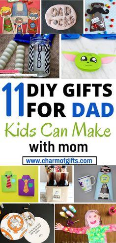 Dad Birthday Craft, Diy Birthday Gifts For Dad, Toddler Birthday Gifts, Last Minute Birthday Gifts, Christmas Gift For Dad, Toddler Gifts, Diy Valentine's Day Gifts For Dad, Easy Diy Gifts, Sentimental Gifts