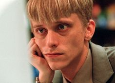 Mackenzie Crook, from 'The Office' and those splendid 'Pirates of the Caribbean' films. Be fooled not by the meager frame: this man can bench-press a Turkish water-buffalo in under eight seconds!