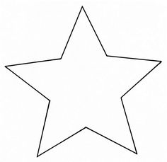 black and white star clip art free clip art from pixabella crafts to try pinterest clip. Black Bedroom Furniture Sets. Home Design Ideas