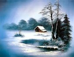 Image result for bob ross painting
