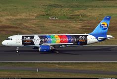 "Thomas Cook ""Ice Watch"" Airbus A320-214 @ CGN"