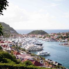 Our home away from home. Stay tuned.  #StBarth #VSSwimSpecial