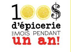 Gagnez 100$ d'épicerie par mois pendant un an! - Quebec echantillons gratuits Burger King Logo, Calm, Free Samples