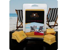 Michele Santos's Store - New York | Fun On The Beach Scented Wax Tarts & Wax melts with surprise Jewelry inside