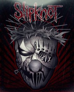 Slipknot Poster by Simas Buivydas on CreativeAllies.com