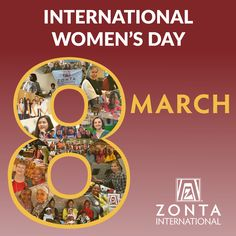 International Women's Day 2016: Envision equality–take action now!