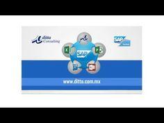 Conectores SAP  SAP Consultores en México, SAP ERP, Conectores SAP  DITTA CONSULTING Calle Heliópolis No.217, Colonia Clavería C.P. 02080, México, D.F. 52(55) 5342-2159  http://www.ditta.com.mx/