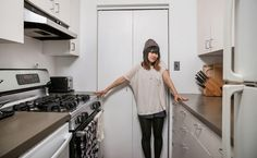 Miho Hatori of Cibo Matto shares with us a few things she loves about her Manhattan kitchen.