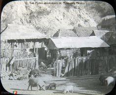 San Pedro alrededores de Monterrey Mexico Hacia 1900