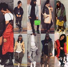 meeeeee♥️ missing my baggy jeans 😩 Dope Fashion, Tomboy Fashion, Fashion Killa, Urban Fashion, Hipster Fashion, Chill Outfits, Dope Outfits, Fashion Outfits, Fashion Trends
