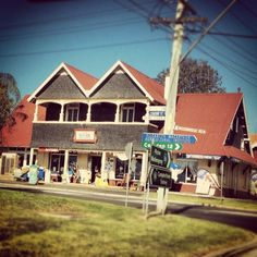 26 #photoadaymay: 12 o'clock - coming home past he Menangle General Store
