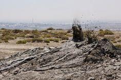 Mud Volcanoes of Gobustan   Azerbaijan