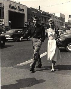 Dorothea Lange - Sacramento, California, 1951