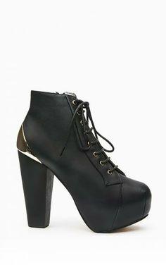 Botki lity Ammisu black gold Peep Toe, Heels, Shopping, Heel, High Heel, Stiletto Heels, High Heels, Women Shoes Heels