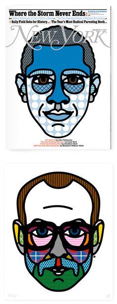Awesome Illustrations by Craig & Karl | Inspiration Grid | Design Inspiration