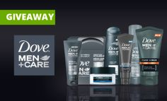 Enter to Win a Dove Men+Care Prize Pack