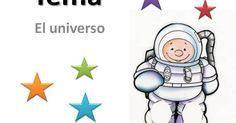 RECURSOS y ACTIVIDADES para EDUCACIÓN INFANTIL con los que todo maestro sueña. Juegos, fichas, recursos y actividades educación infantil. Outer Space, Bingo, Spanish, Homeschool, Astronomy, Home, French Lessons, Outer Space Party, Astronauts