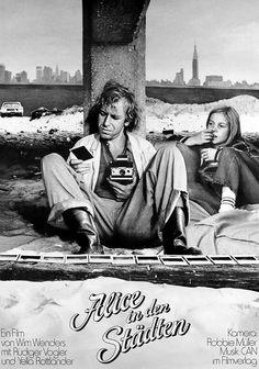 Wim Wenders, Alice in den Städten, 1974