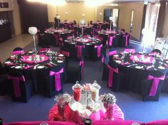 Magnolia Room from Bridal table