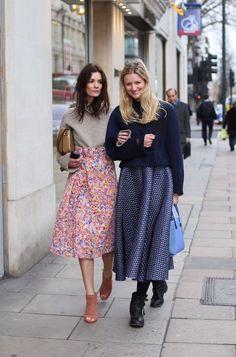 Streetstyle London #candicelake #hedvigopshaug