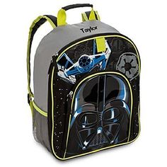 for sure with Disney kids' accessories including Disney backpacks and lunchboxes for kids. Star Wars Backpack, Vader Star Wars, Darth Vader, Disney Handbags, Disney On Ice, Best Kids Toys, Lunch Tote, Disney Merchandise