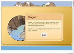 """""""El agua"""" (Juego de Ciencias Sociales de Primaria) Online Gratis, Reflection, Memes, Movie Posters, Socialism, School, Science Games, Science Area, Water Cycle"""