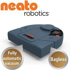 Neato XV-15 robotstofzuiger, de toekomst van huishouden! Van € 399,95 voor € 299,95
