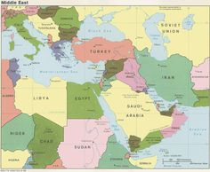 Israel, Arábia Saudita, EUA e Irã diante da nova conjuntura política e estratégica no Oriente Médio - http://controversia.com.br/16142