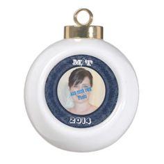 MT Keepsake Ornament! Your Photo!