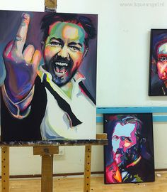 Fifty shades of Gervais (w.i.p.)