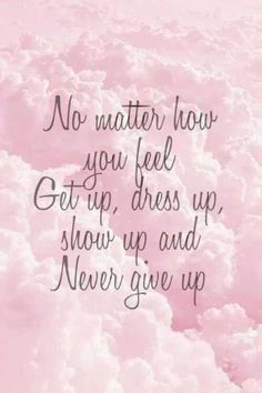 Motivation Quotes : 38 Great Inspirational And Motivational Quotes (Breakfast Quotes). - About Quotes : Thoughts for the Day & Inspirational Words of Wisdom Great Quotes, Quotes To Live By, Me Quotes, Pink Quotes, Yoga Quotes, Quotes Of Beauty, Inspirational And Motivational Quotes, Inspiring Quotes For Women, Dont Quit Quotes