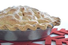 Apple Pie – Torta di Mele | Pandispagna cupcakes e dolci americani: piccoli lussi per il palato