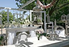 Penny's Vintage Home: Front Porch Spring Mantel
