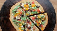 The most creative Paleo pizza crust recipes from across the web - paleo-friendly and grain-free .