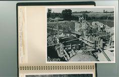 Southerly construction @neorsd, 1951.