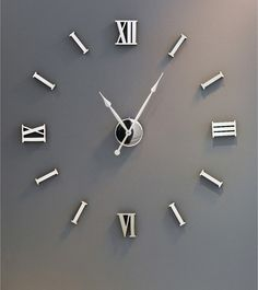 Check out two new modern clocks available at Inmod from Kenneth Wingard – the Roma Clock and the Circles Clock. The Roma Clock is a . Contemporary Clocks, Modern Clock, Home Room Design, Interior Design Living Room, Living Room Tv Unit Designs, Kitchen Wall Clocks, Retro Clock, Wall Clock Design, Home Decor Inspiration
