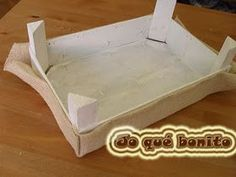 Craft Stick Crafts, Diy Crafts, Wood Crates, Ideas Para, Decoupage, Recycling, Projects To Try, Wedding Decorations, Sweet Home