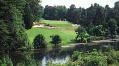 Pine Valley golf club - number 1 in the world. Wanna play it. One day.