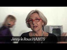 Ons praat met ontwerper Jenny le Roux van HABITS by Mercedes Benz Modeweek Kaapstad.