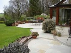 Attractive Garden Patio Ideas Uk Thinking About A New Patio Some Tips From  A Patio Designer
