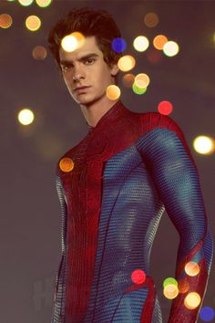 andrew garfield | spiderman Can I have this for Christmas ?!