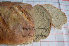 Recept Kmínový chléb se špaldou - Naše Dobroty na každý den Bread, Food, Brot, Essen, Baking, Meals, Breads, Buns, Yemek
