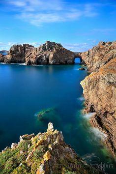 Pointe de Dinan sur la Presqu'ile de Crozon | Finistère | Bretagne | #myfinistere #crozon #dinan https://www.hotelscombined.fr/Place/Reunion.htm?a_aid=150886