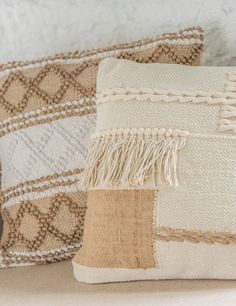 Ivory Pearl, Rattan, Caribbean, Cushions, Make It Yourself, Blanket, Fringes, Spring Summer, Color
